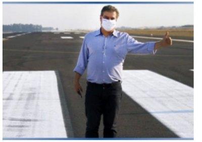 Senador Nelsinho Trad comemora aprovação de seu Projeto de Lei na Câmara Federal que denomina o nome do Aeroporto da Capital de Ueze Elias Zahran